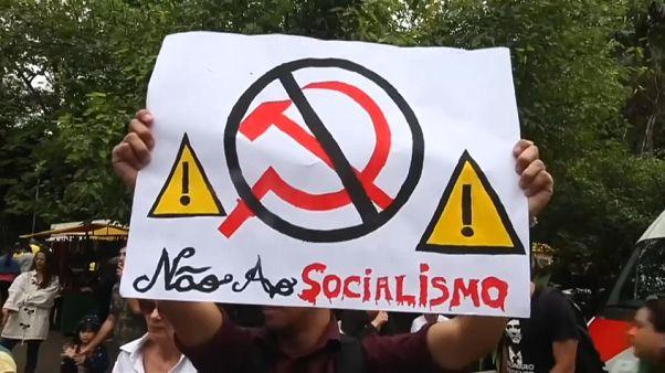 Jair Bolsonaro divide Brasil