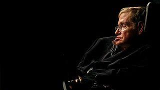 العالم الفيزيائي الراحل ستيفن هوكينغ