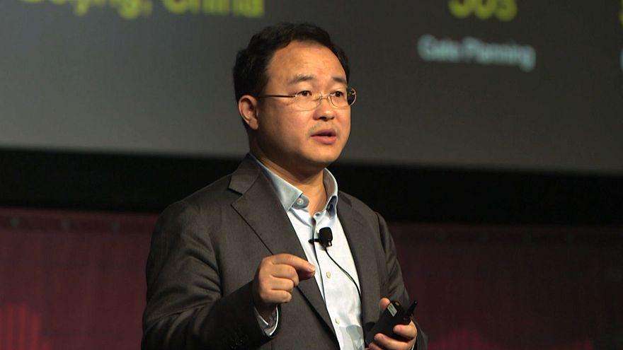 Alibaba's Wanli Min presents 'City Brain' and talks upcoming quarterly results