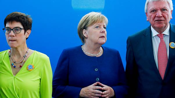 "Merkel: ""La prosperidad no basta, falta la confianza"""