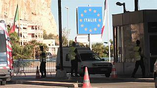 Migranti, alta tensione al confine italo-francese