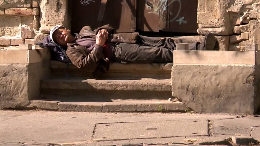 Венгрия: «бесчеловечный» закон о бездомных