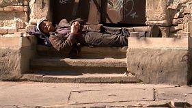 Hatályba lépett a hajléktalanokat büntető törvény