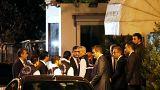 Обыск в саудовском консульстве