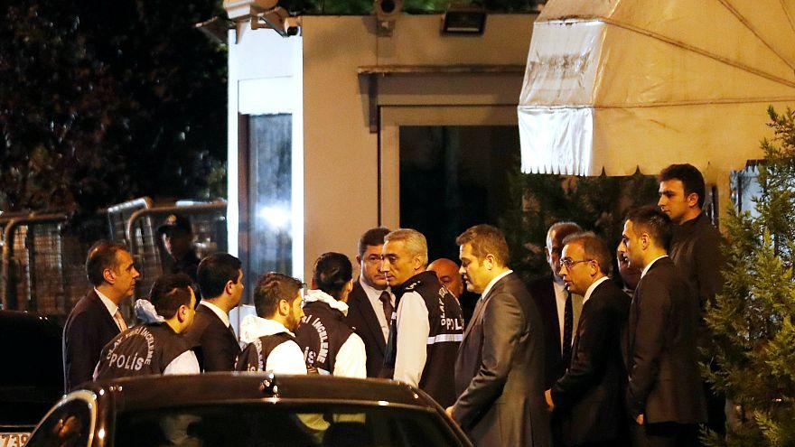 Fall Khashoggi: Konsulat durchsucht, Trump schickt Pompeo