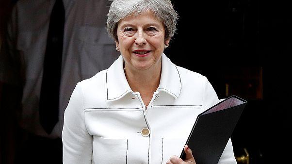 Theresa May viaja a Africa para encontrar nuevas oportunidades para el comercio británico