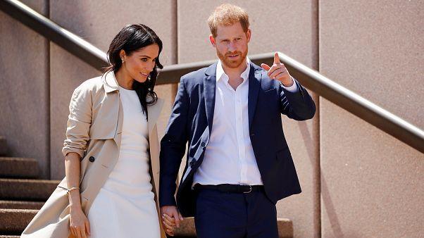 Meghan und Harry: Australienreise nach Baby-News