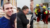 Live: British 'spy' charged, Saudi search and France floods