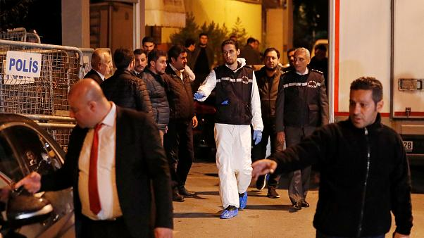 Turkish police 'find evidence Saudi writer was killed inside consulate': AP