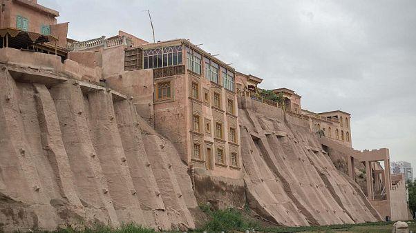 Sincan Uygur Özerk Bölgesi'nde 5,4 büyüklüğünde deprem