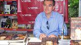 """Santiago Posteguillo gana el Premio Planeta con """"Yo, Julia"""""""