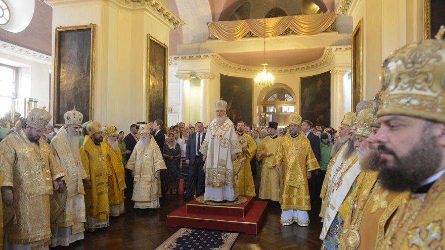 Rus Ortodoks Kilisesi Fener Rum Patrikhanesi ile tüm bağlarını koparıyor