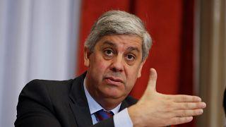 Mário Centeno apresenta o orçamento do Estado para 2019