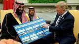 Trump'ın zor seçimi: Yüz milyarlarca dolarlık ihracat mı yoksa insan hakları mı?