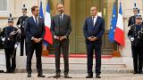 Macron remodela o governo francês
