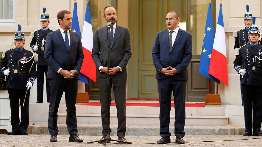 Christophe Castaner gagne le gros lot, le ministère français de l'Intérieur
