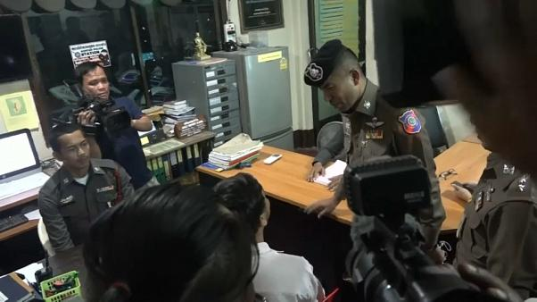 خدرها واغتصبها على شاطئ جزيرة في تايلاند.. والشرطة تغلق القضية