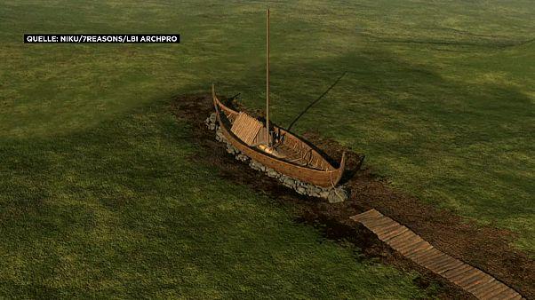 Sensation: Wikingerschiff entdeckt - erstmals seit über 100 Jahren!