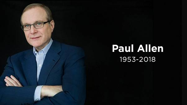 Tech figureheads lead tributes to Microsoft co-founder Paul Allen | The Cube