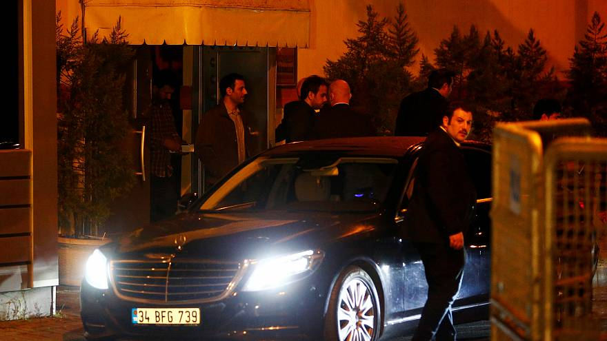 "Saudi Arabia ""planning to admit"" missing journalist Khashoggi was killed"