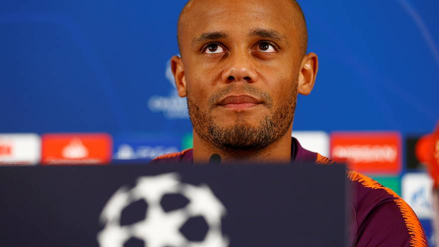 Belgium's first black mayor is footballer Vincent Kompany's father