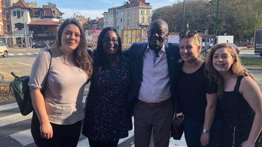 Pierre Kompany Belçika'nın ilk siyahi belediye başkanı oldu