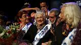 93-year-old great-grandmother crowned 'Miss Holocaust Survivor'