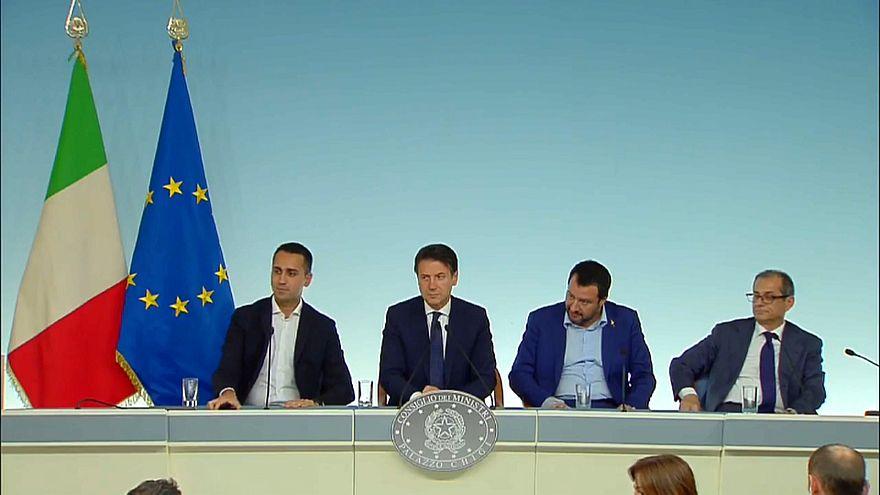 """Itália testa """"paciência"""" europeia com orçamento despesista"""