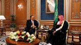 Pompeo bemüht sich um Aufklärung im Fall Khashoggi