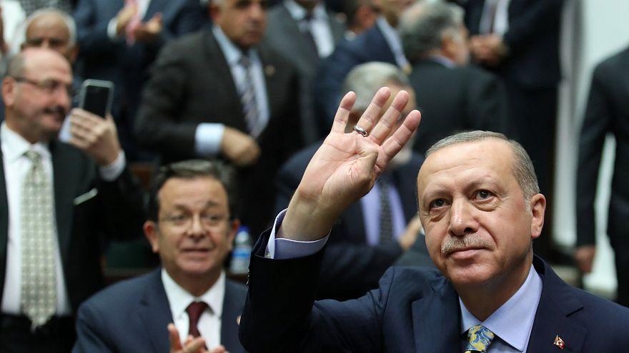إردوغان: هناك مواد داخل القنصلية السعودية جرى طلاؤها