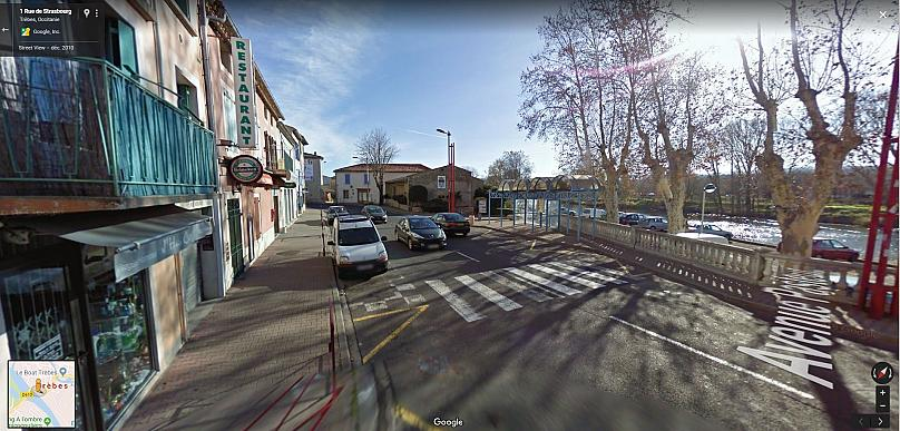 Street View / Google Map