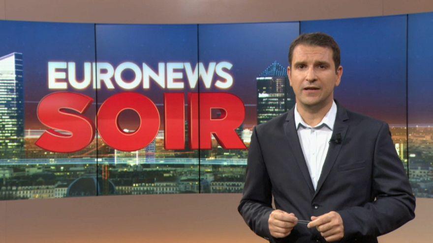 Euronews Soir : l'actualité du 16 octobre