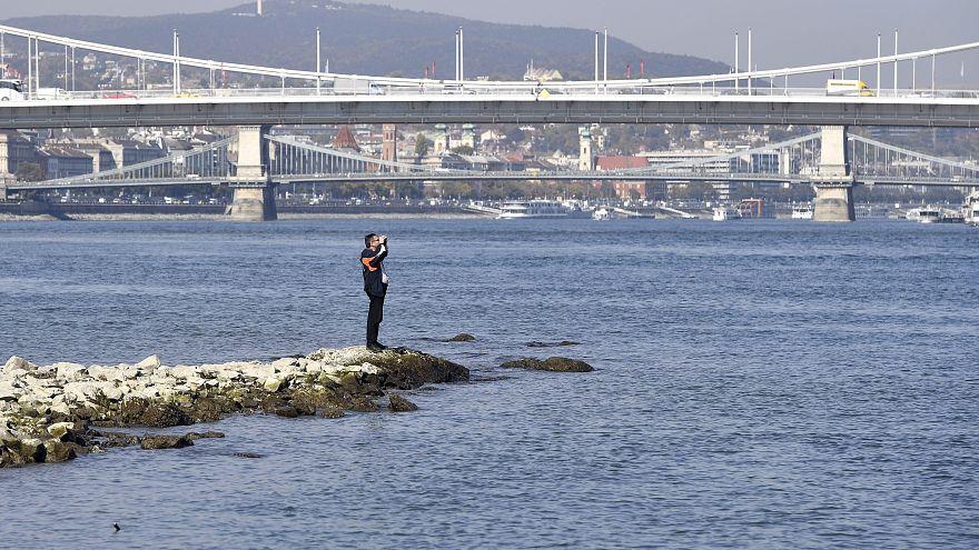 Rekord alacsony a vízállás a Dunán