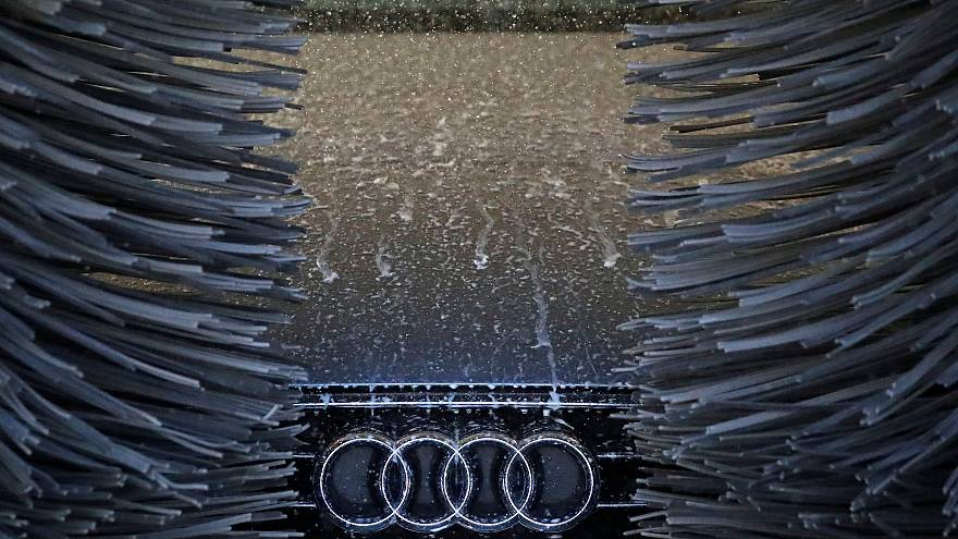 Dieselaffäre: Audi zahlt 800 Millionen Euro Strafe