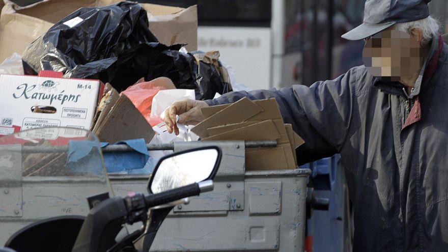 Eurostat: Φτώχεια ή κοινωνικός αποκλεισμός για 1 στους 3 στην Ελλάδα