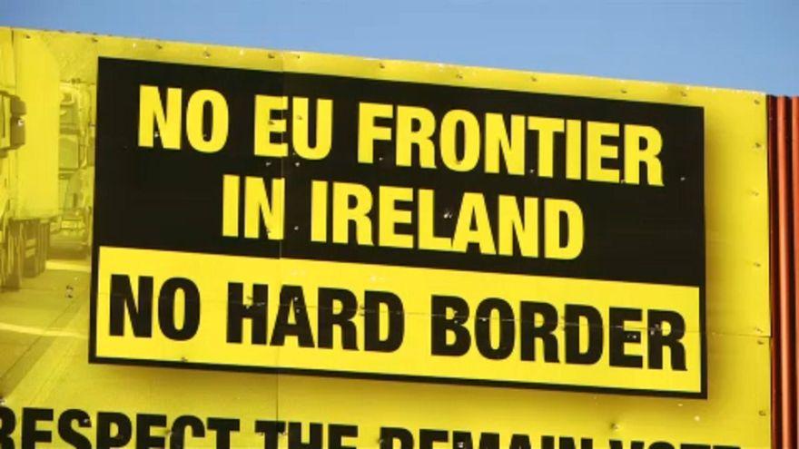 La frontera irlandesa estanca las negociaciones del Brexit