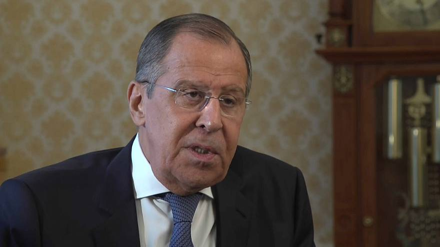VİDEO | Lavrov: Kimseye bizi Avrupa Konseyi'nden çıkarma sevinci yaşatmayacağız, kendimiz bırakırız