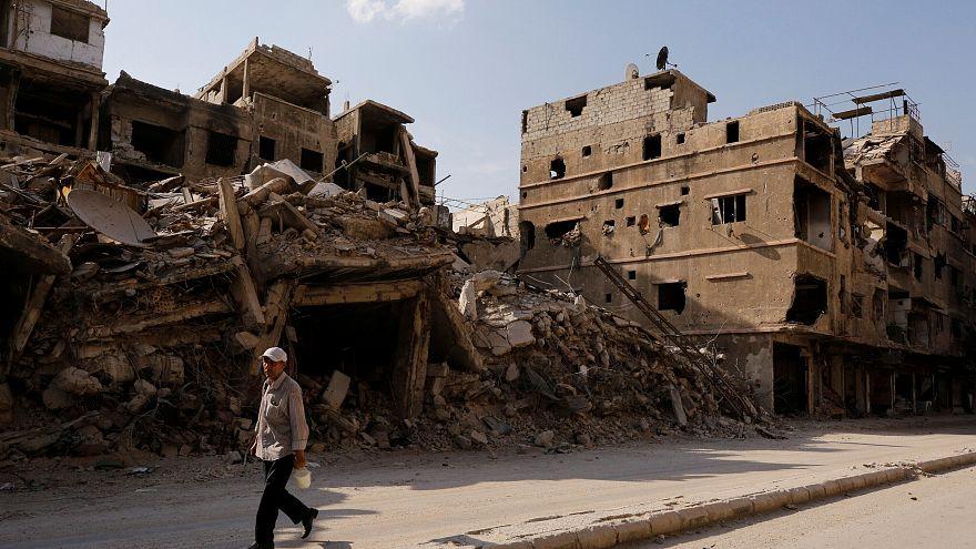 هيومن رايتس ووتش تتهم دمشق بمنع عودة اللاجئين وهدم بيوتهم بما يرقى لجرائم حرب