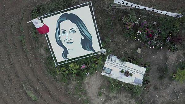 Malta pide justicia para Daphne Caruana