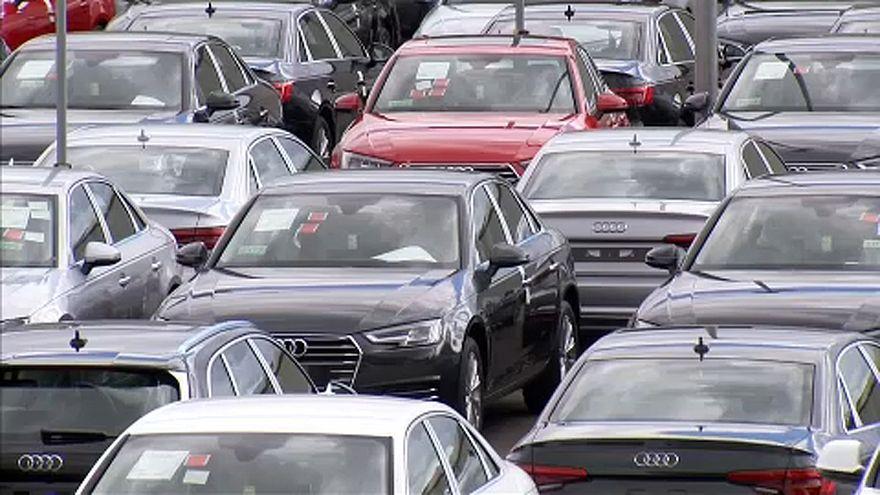 Audi оштрафуют на 800 млн евро