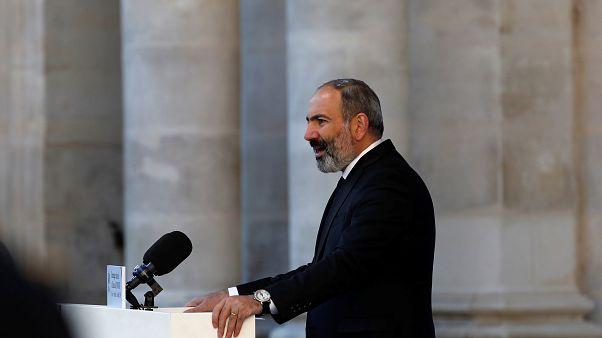 Le Premier ministre arménien présente sa démission