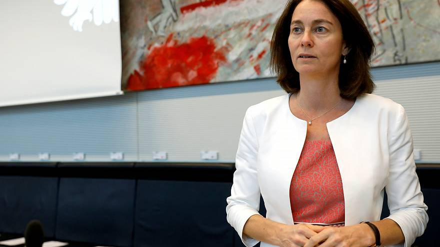 Katarina Barley wird SPD-Spitzenkandidatin in Europawahlkampf