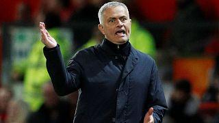 Football : procédure contre Mourinho pour insultes
