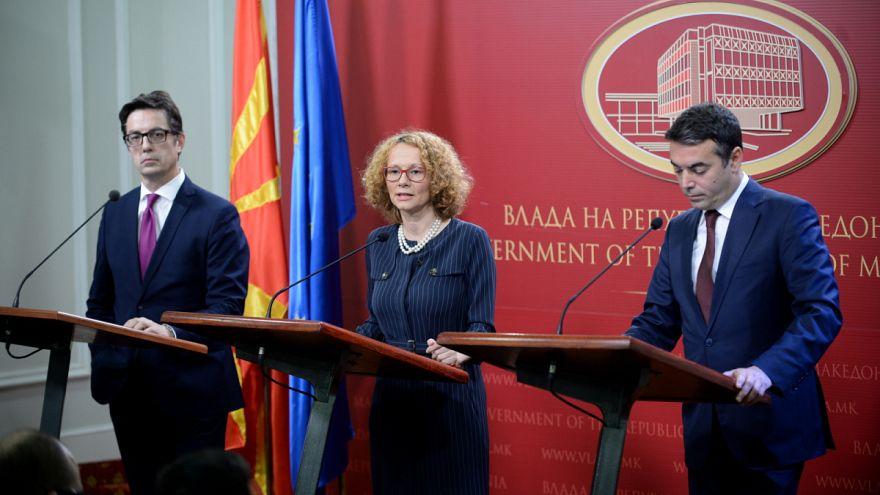 Ξεκινούν οι ενταξιακές διαπραγματεύσεις της ΠΓΔΜ με το ΝΑΤΟ