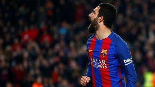 توران لاعب برشلونة السابق يواجه السجن لمدة طويلة بعد شجار