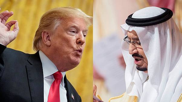 Trump: Kaşıkçı'ya ne olduğunu Suudi kral veya prens biliyorduysa 'çok kötü olur'