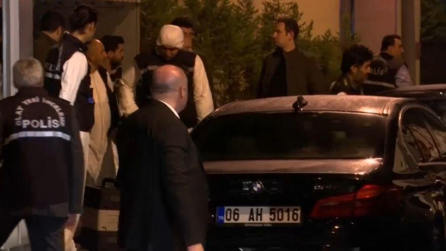 Jamal Khashoggi terá sido desmembrado depois de morto