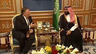 Fall Khashoggi: USA verteidigen Kronprinz Salman