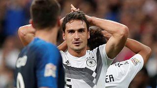 Nations League: la Francia affonda la Germania, Löw in bilico