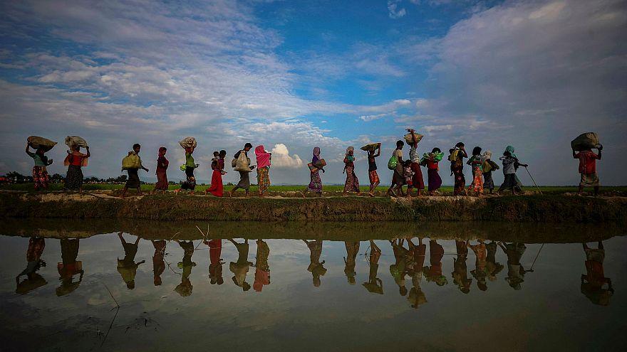 'Myanmar'da soykırım' raporu 9 üyenin talebiyle BM gündemine alındı